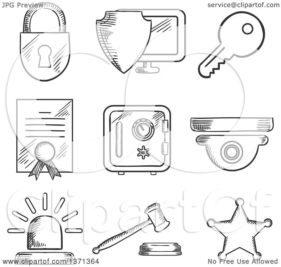 Virus Worksheet Coloring Pages