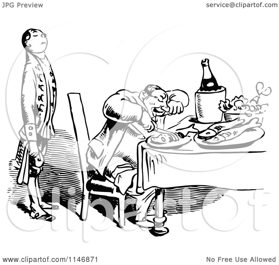 The Waiter Pro Wrestler Online Coloring Page Sketch Coloring Page