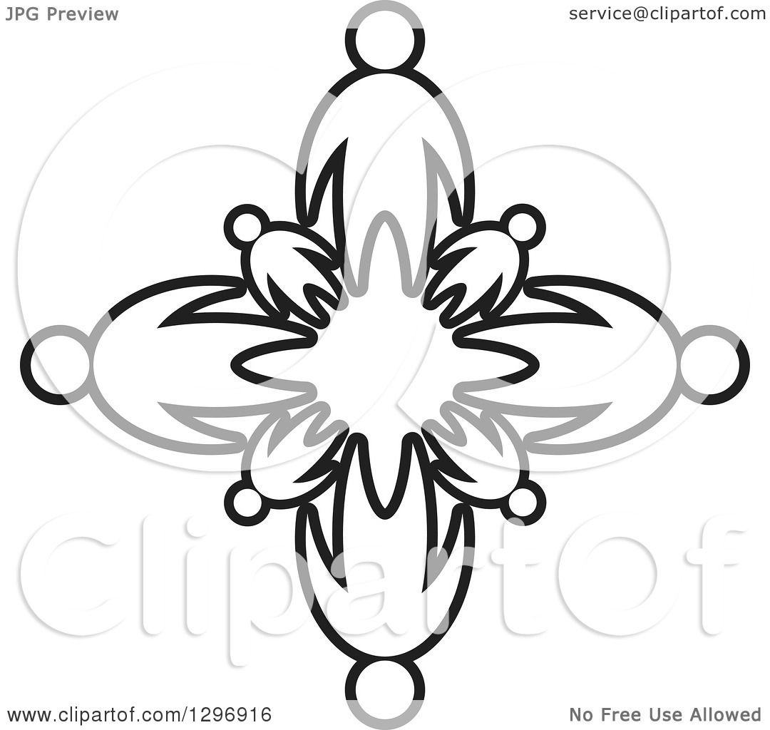Holding Hand Clipart