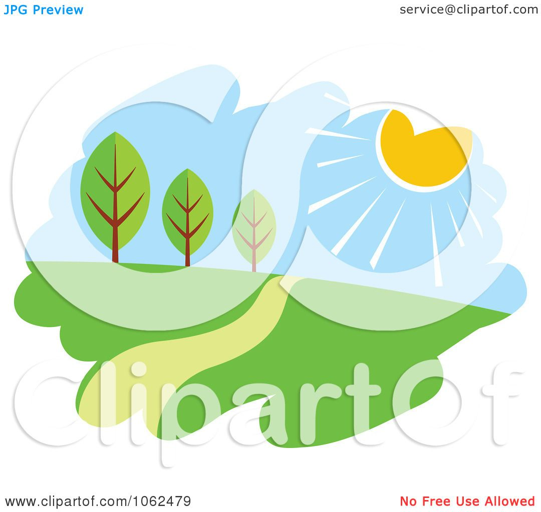 Logo Graphic Springs Landscape