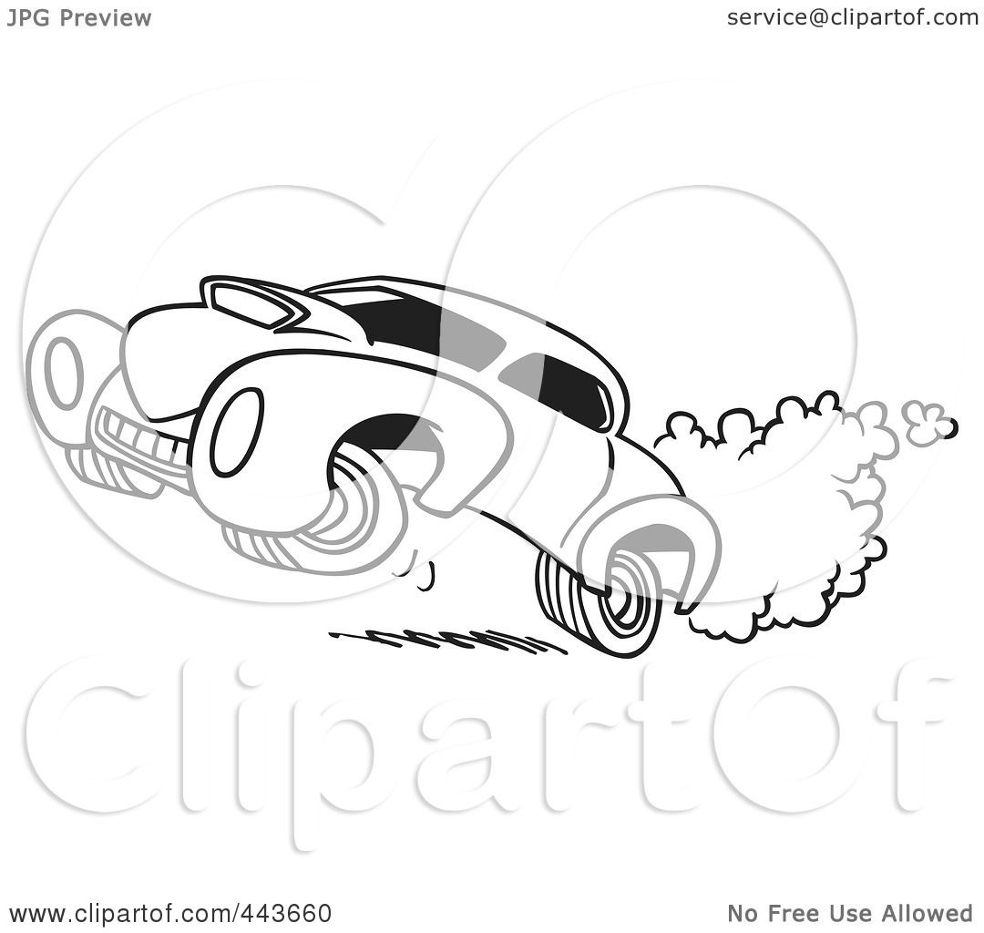 Sketchup Co2 Cars Drawings Coloring Pages