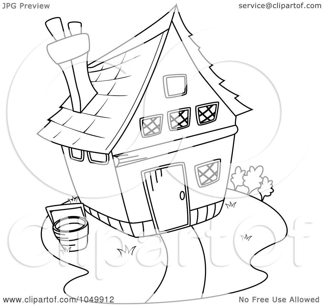 Barn House Cartoon Perfect Modern Looking Barn House With