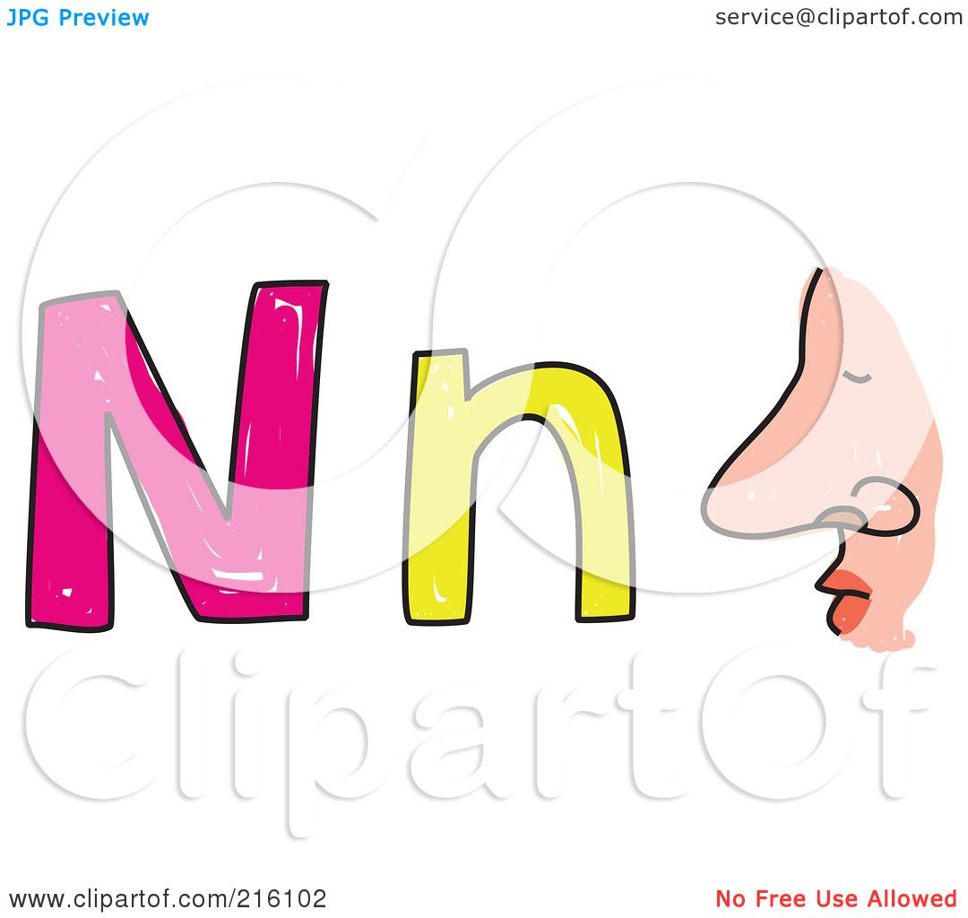 Royalty Free Rf Clipart Illustration Of A Childs Sketch