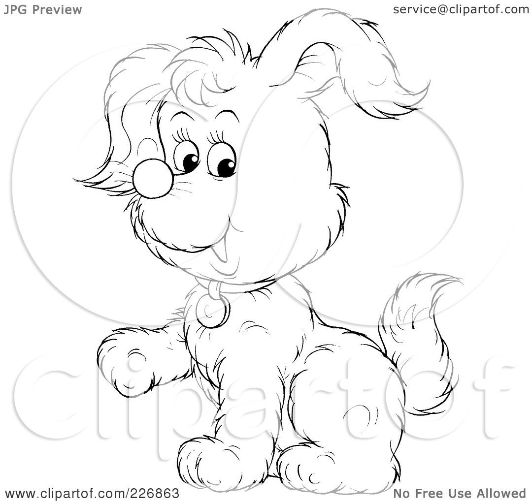 Free Puppy Clipart