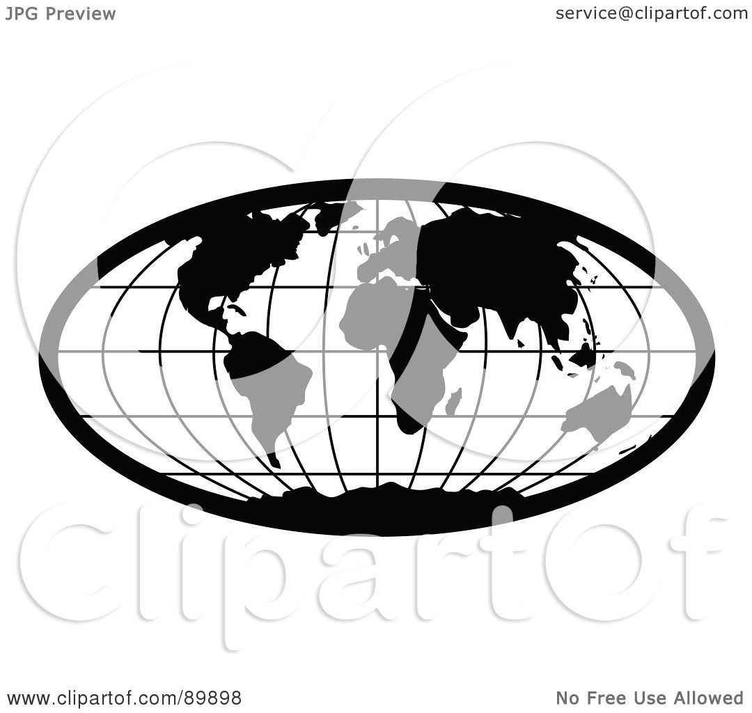 Royalty Free Rf Clipart Illustration Of A Stretched