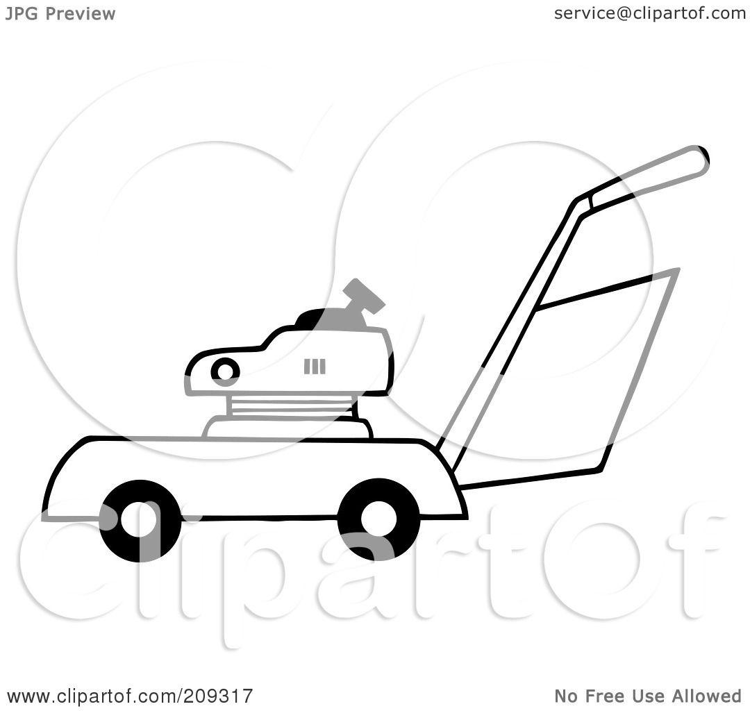 Lawn Mower Pulling