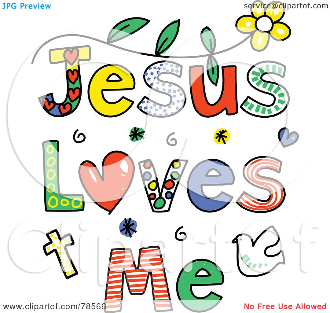 clipart god loves you - photo #36