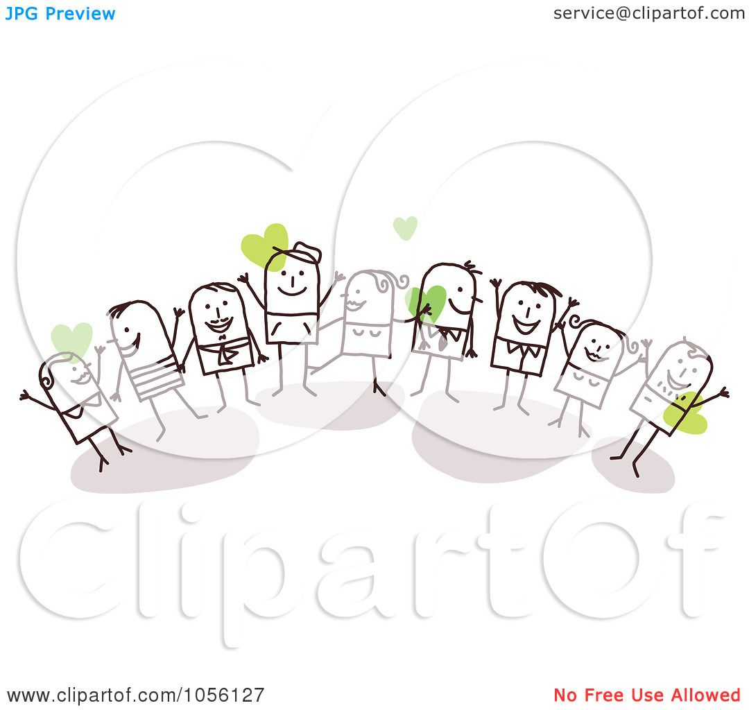 Royalty Free Vector Clip Art Illustration Of A Stick