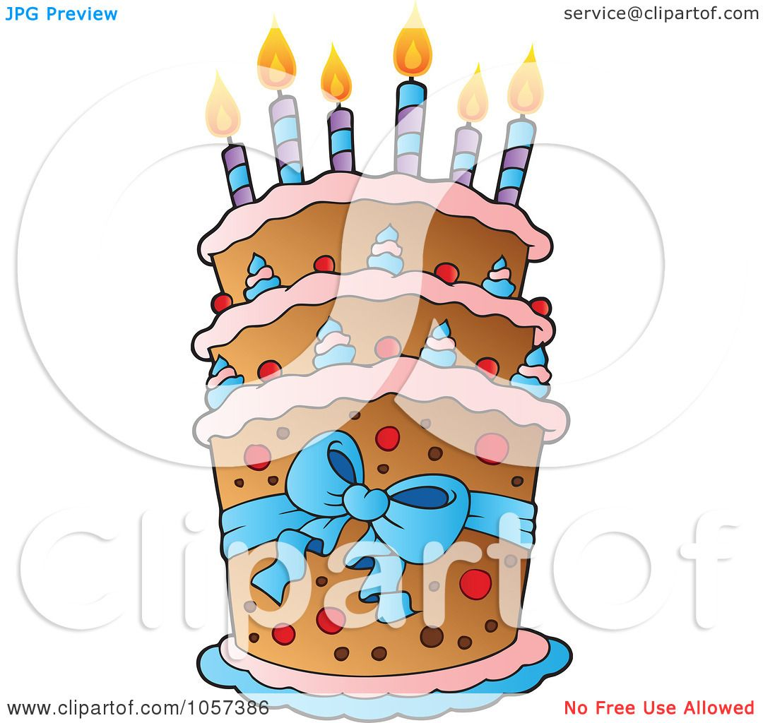 Royalty Free Vector Clip Art Illustration Of A Tiered