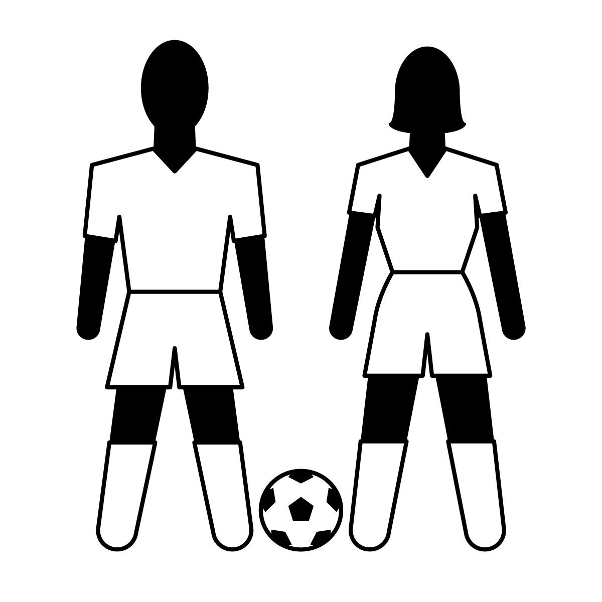 Kids Soccer Clip Art Clipart Panda