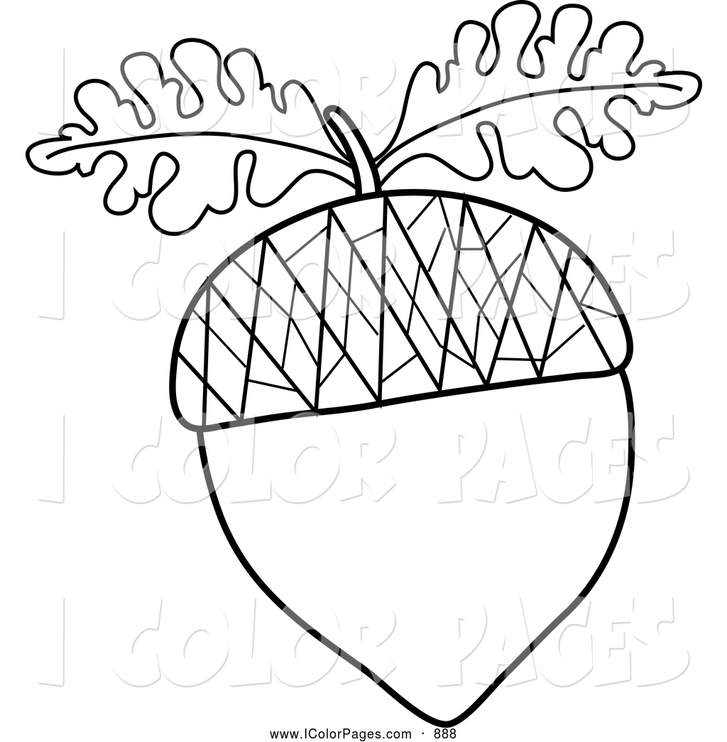 Oak Leaf Clipart Black And White Clipart Panda