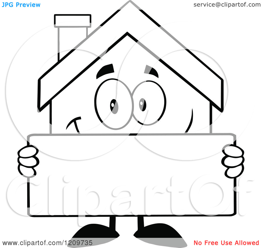 Brick House Clipart Black And White Clipart Panda