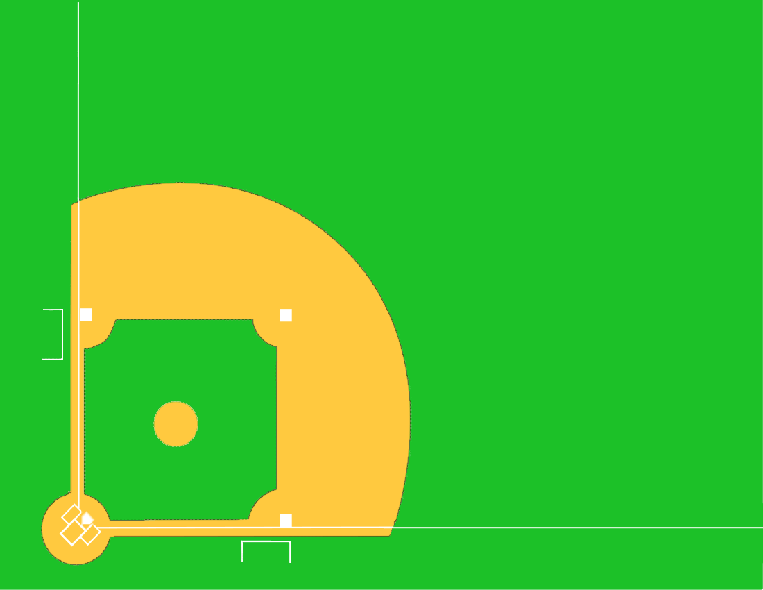 Baseball Field Clipart Clipart Panda