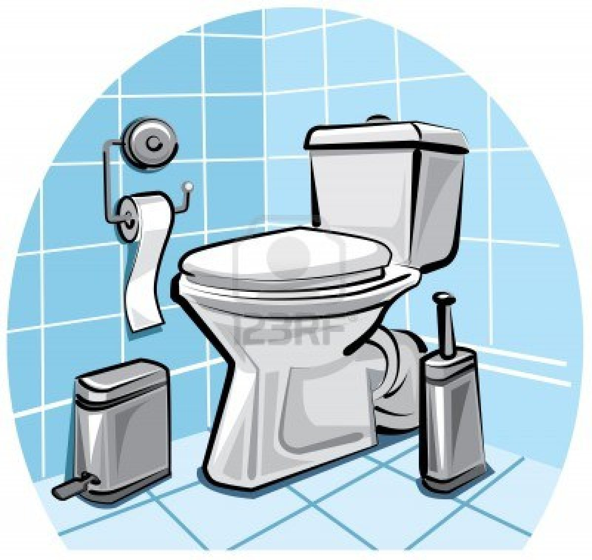 Free Toilet Clipart Clipart Panda Free Clipart Images