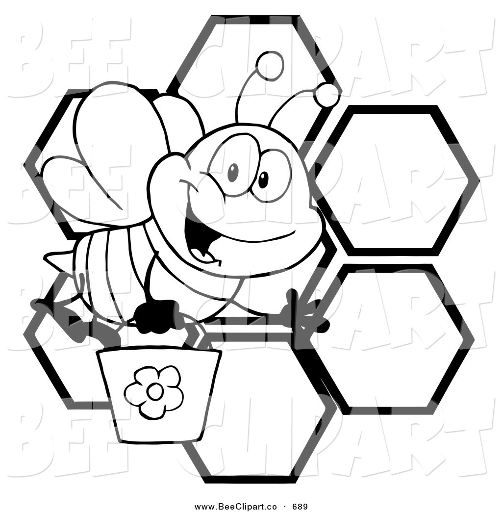 Insect Clipart Black And White Clipart Panda