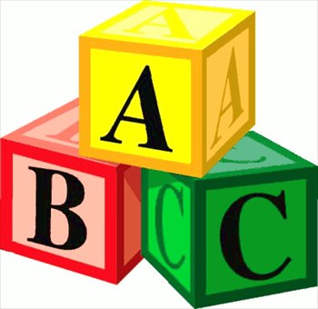 Image result for abc blocks clipart