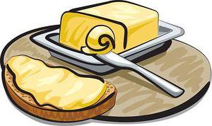نتيجة بحث الصور عن butter clipart