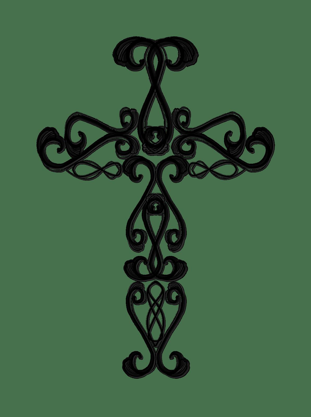 Catholic Cross Drawing Clipart Panda