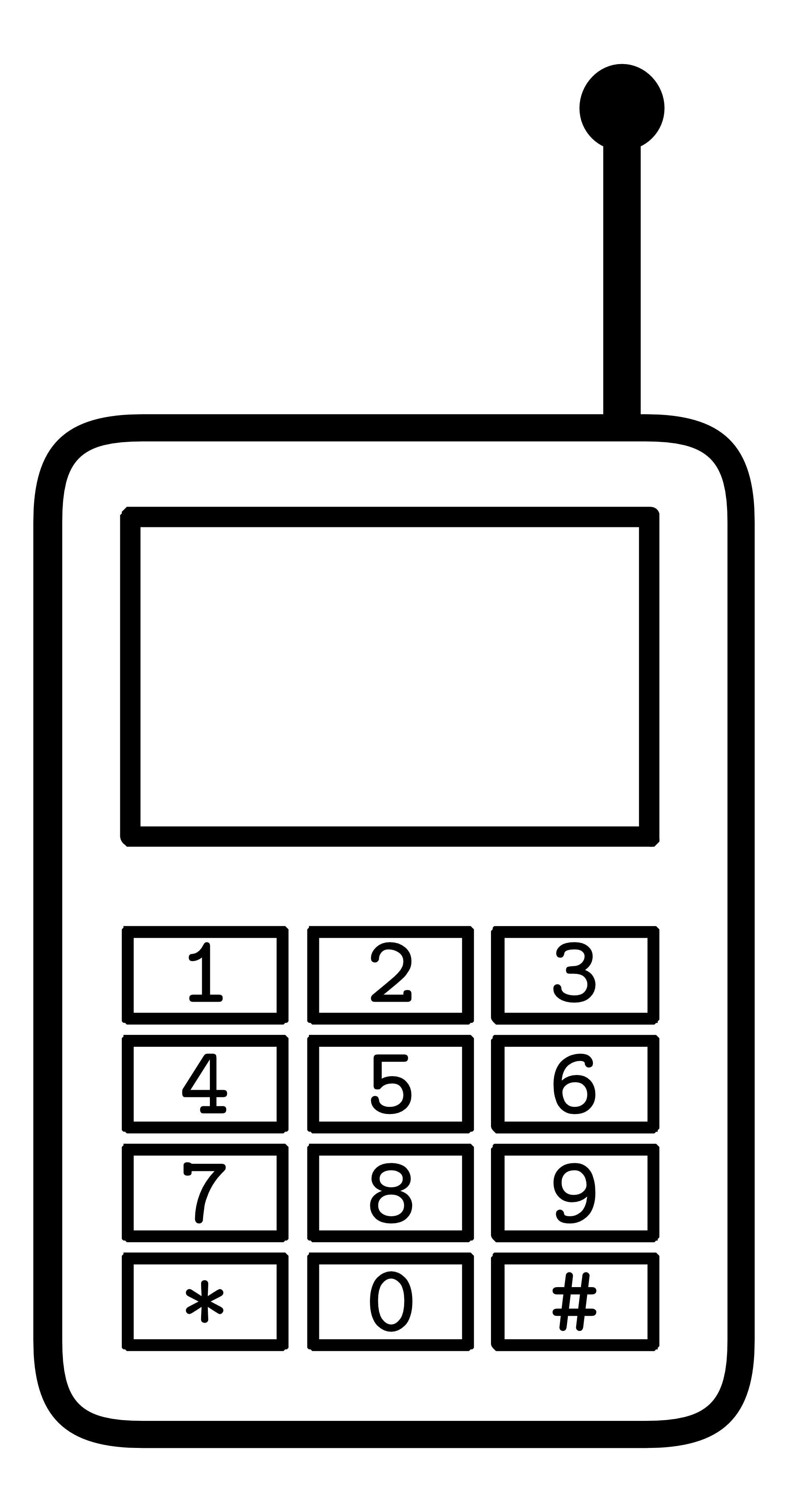 Telephone Wiring Color Code Key Pad