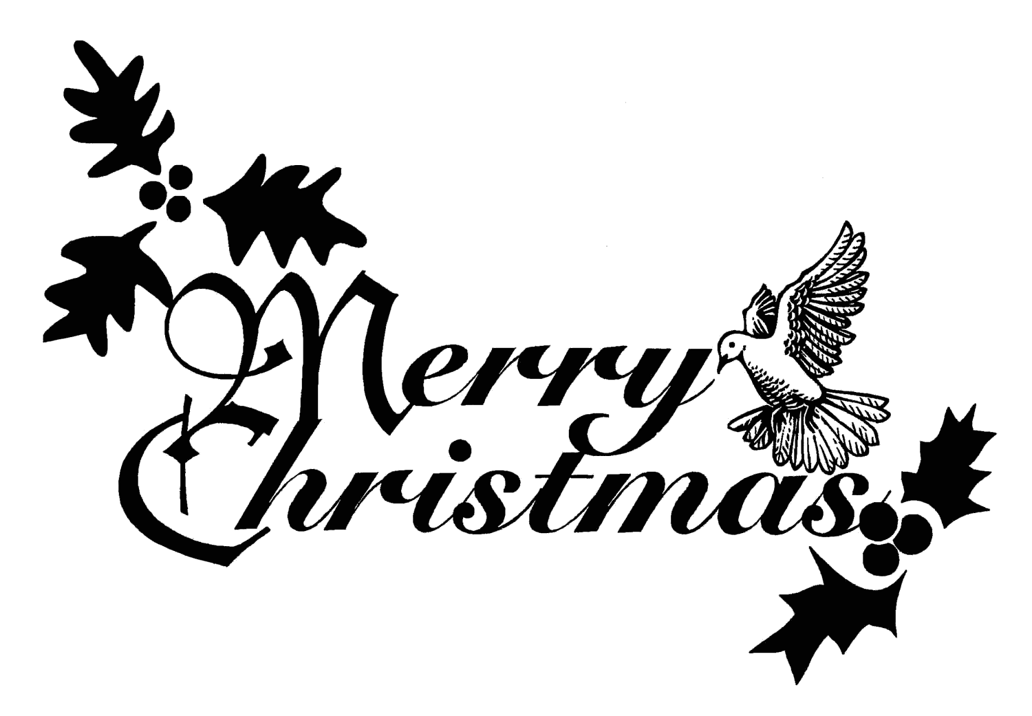 christmas logos free christmas logos clip art merry christmas and happy new year 2018 - Merry Christmas Logos