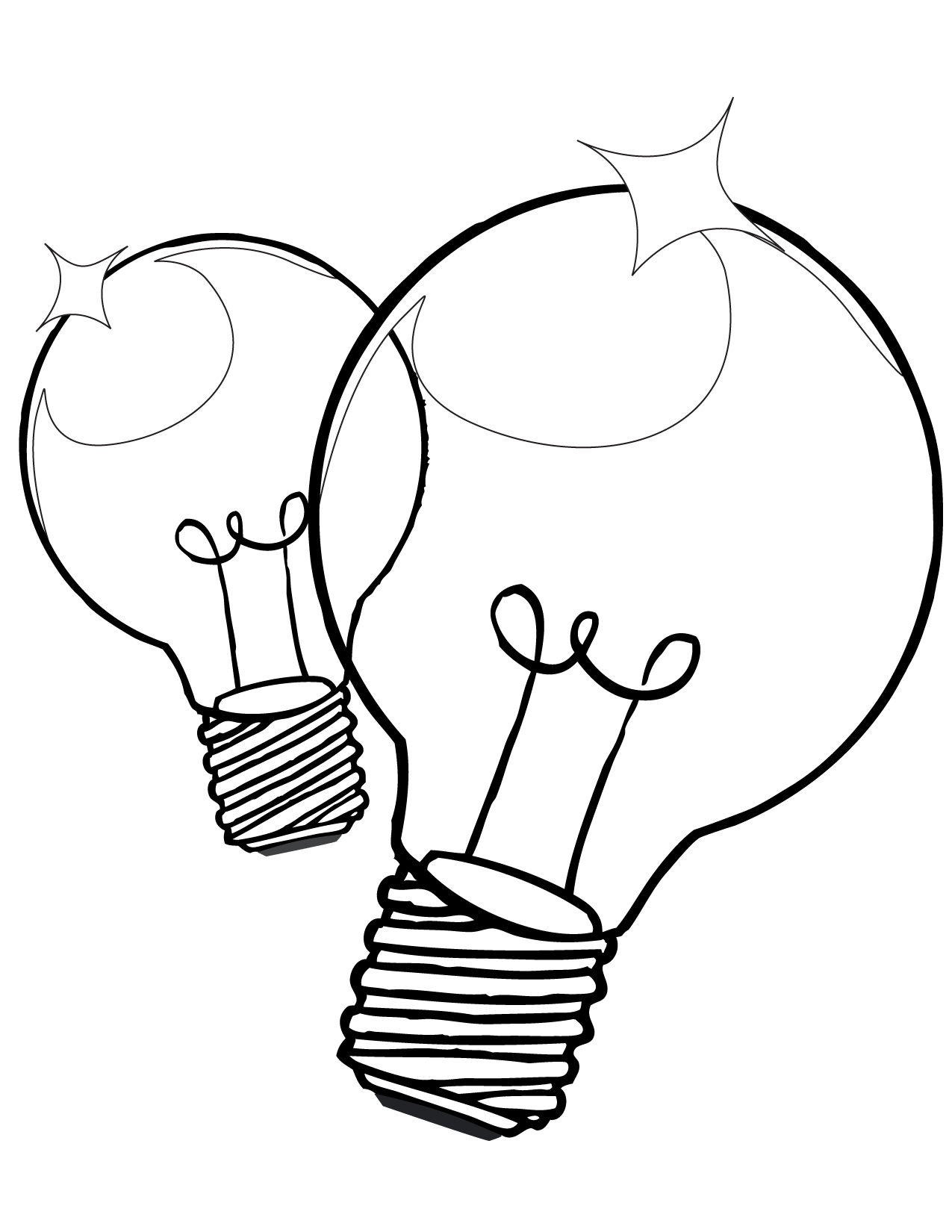 Flashlight Coloring Pages To Print Coloring Pages