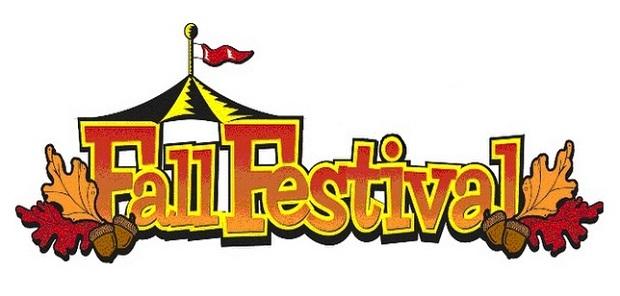 Church Fall Fest Clip Art
