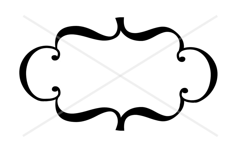 Elegant Frame Clip Art Clipart Panda
