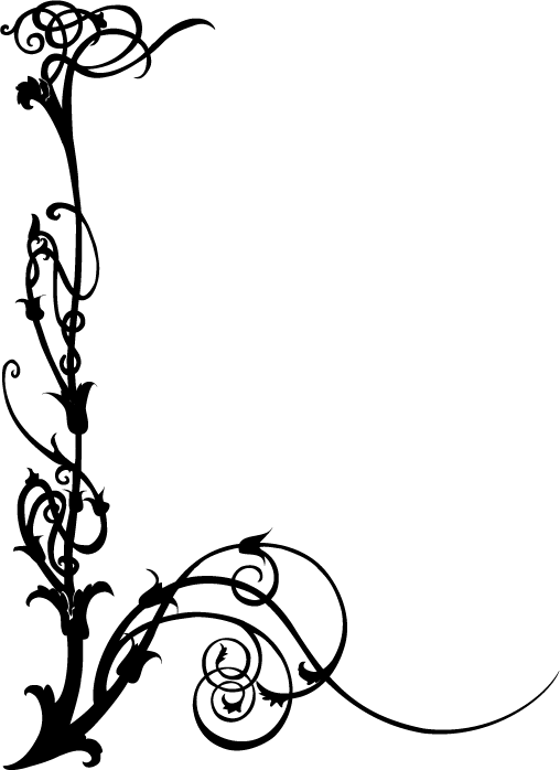 Christmas Borders Clip Lines And Art