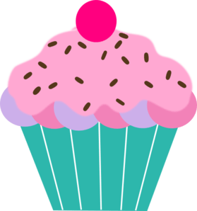 Image result for clipart cupcakes