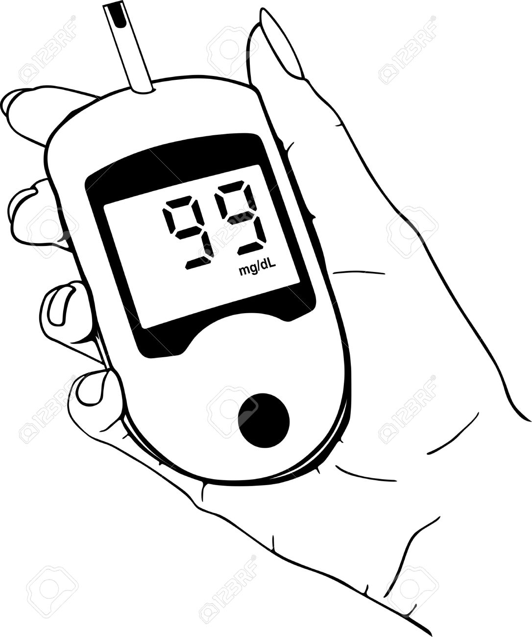 Diabetes Clip Art Cliparts