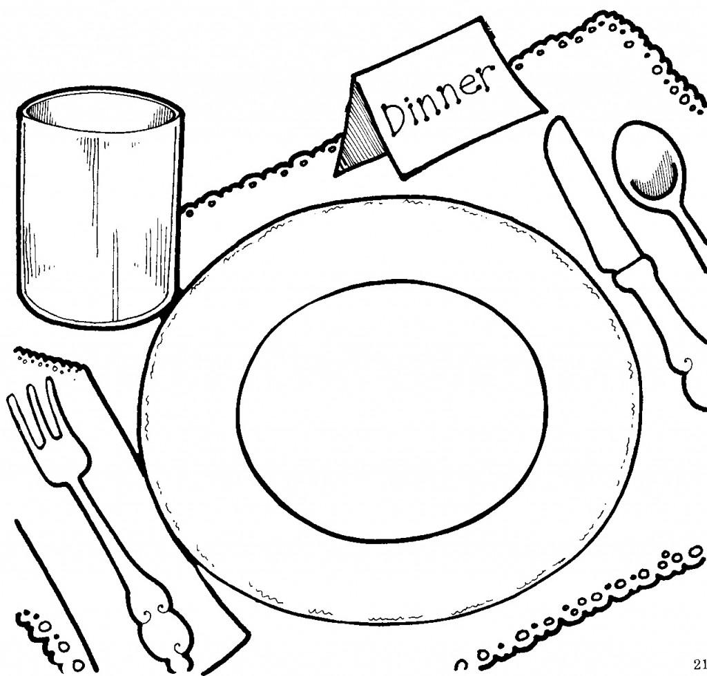 Dinner Clipart Clipart Panda