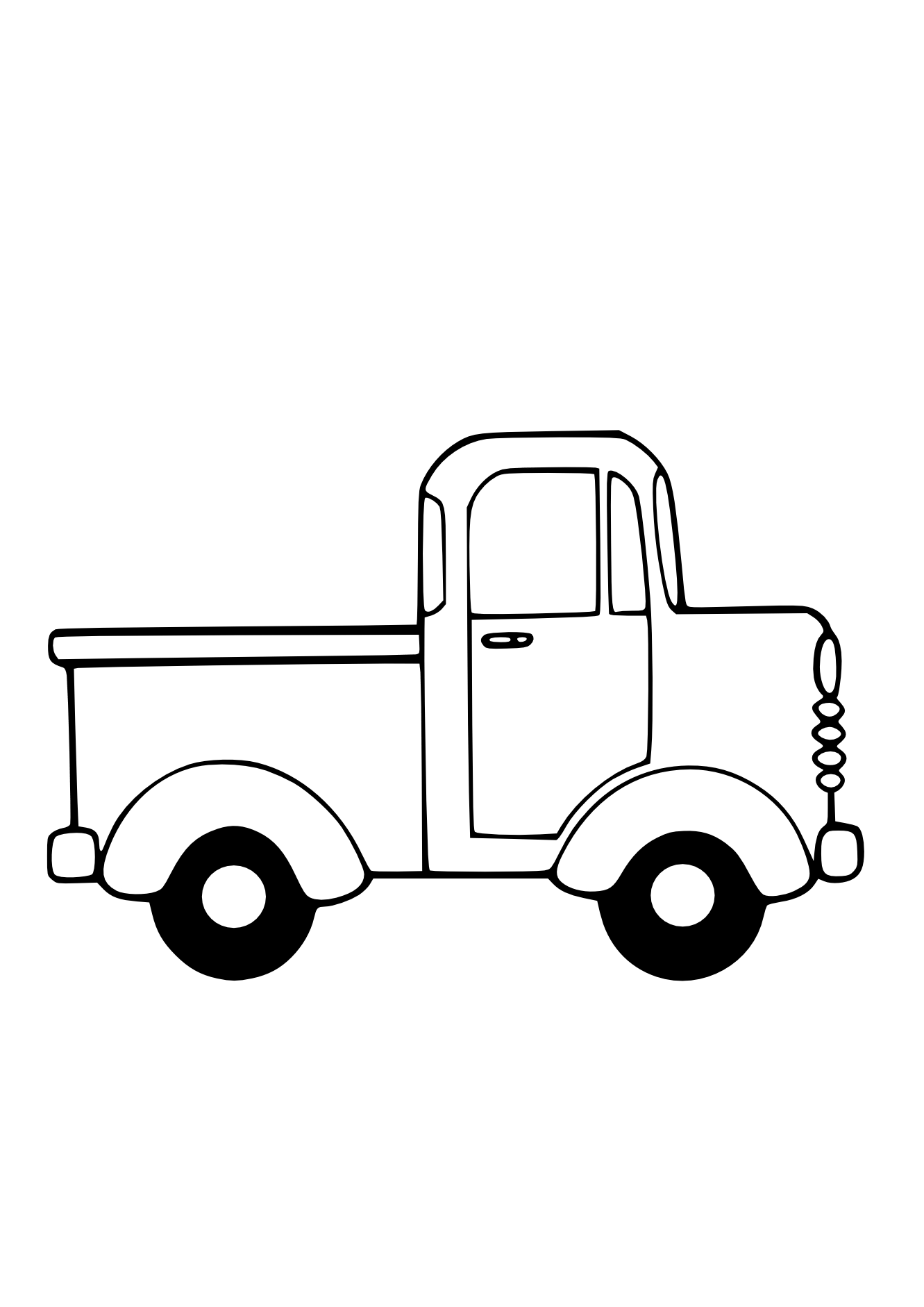 Truck Farm Fall Printable