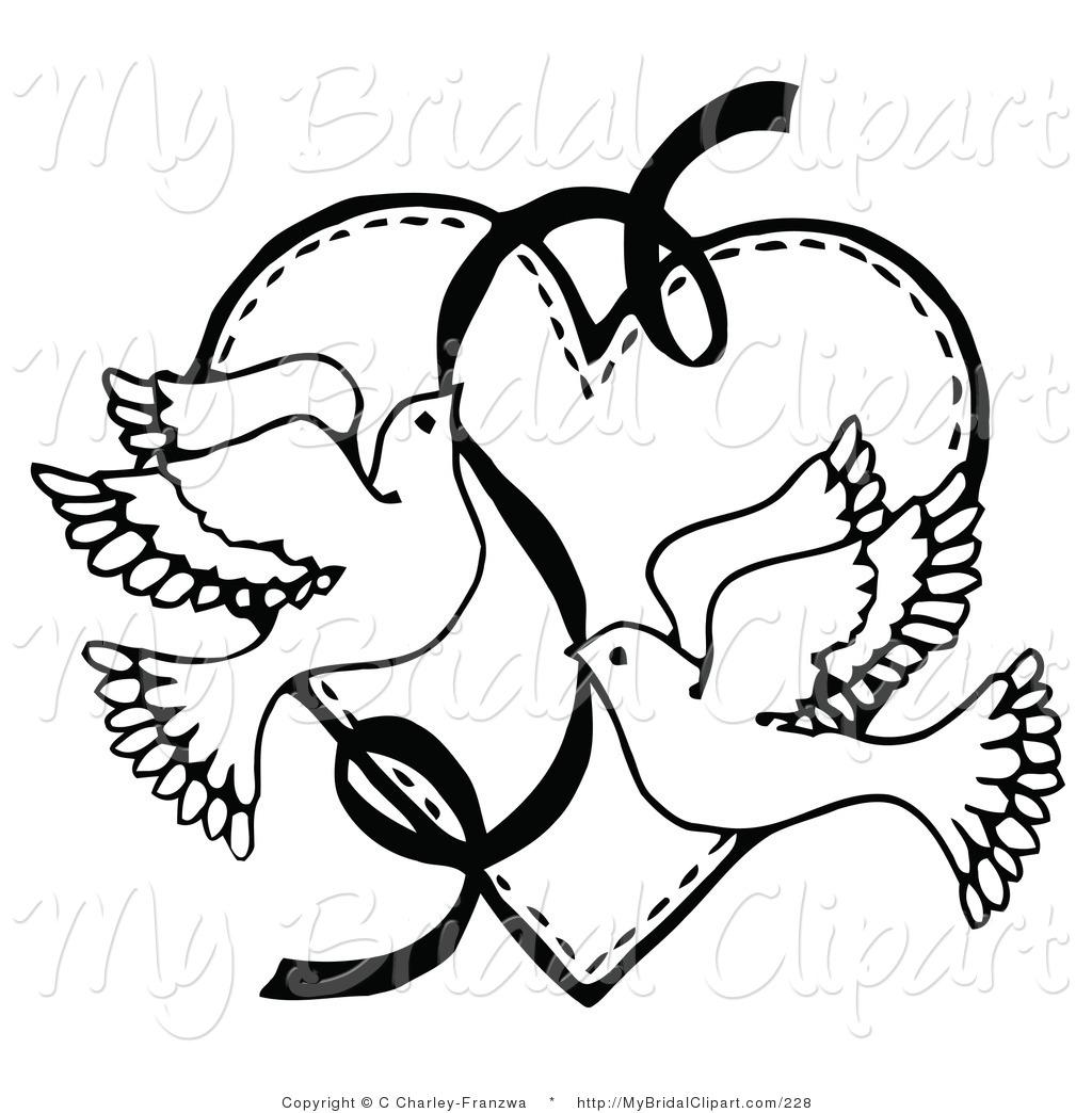 Wedding Heart Clip Art Clipart Panda