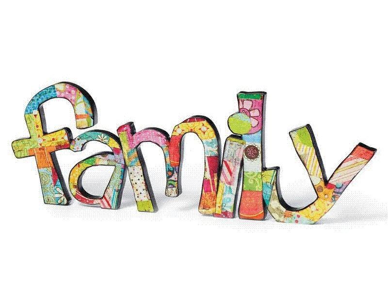 Colorful Christmas Font