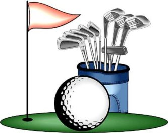 Image result for free golf clipart