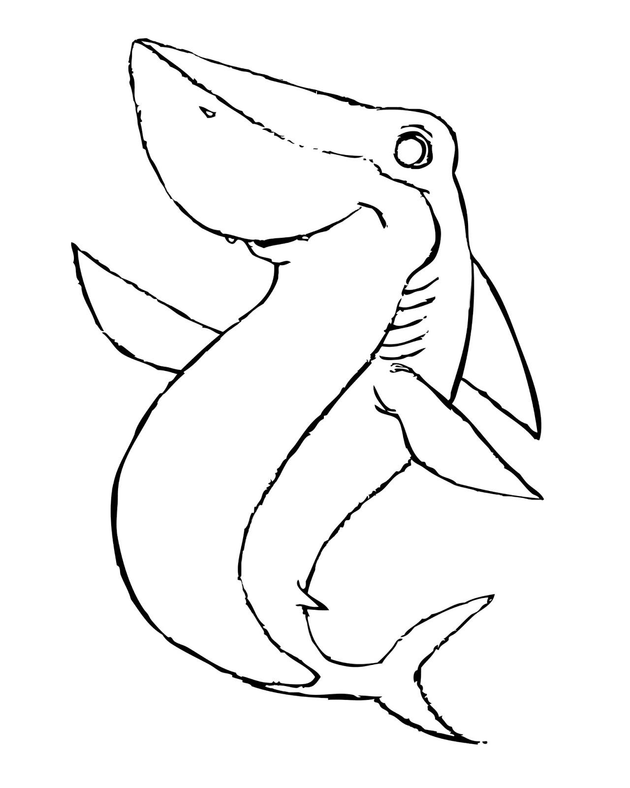 Shark Fin Graphic Clipart Panda