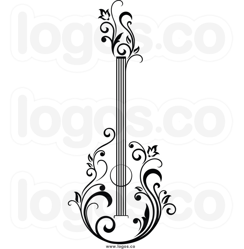 Piano Keyboard Clipart Black And White