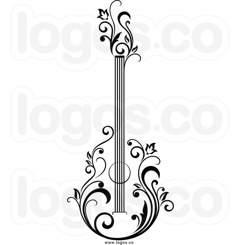 Acoustic Guitar Clip Art Clipart Panda