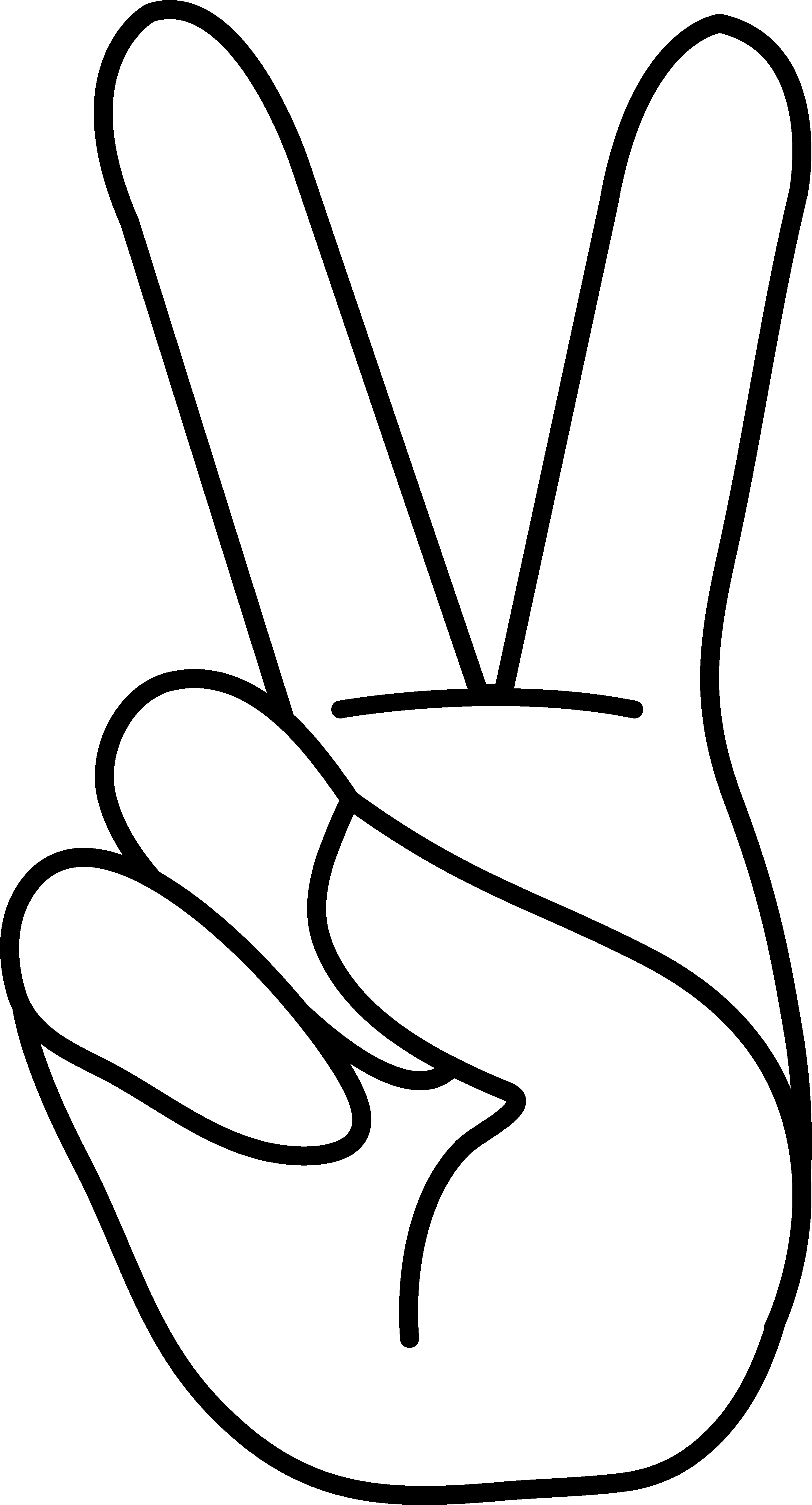 Two Hands Clipart Clipart Panda