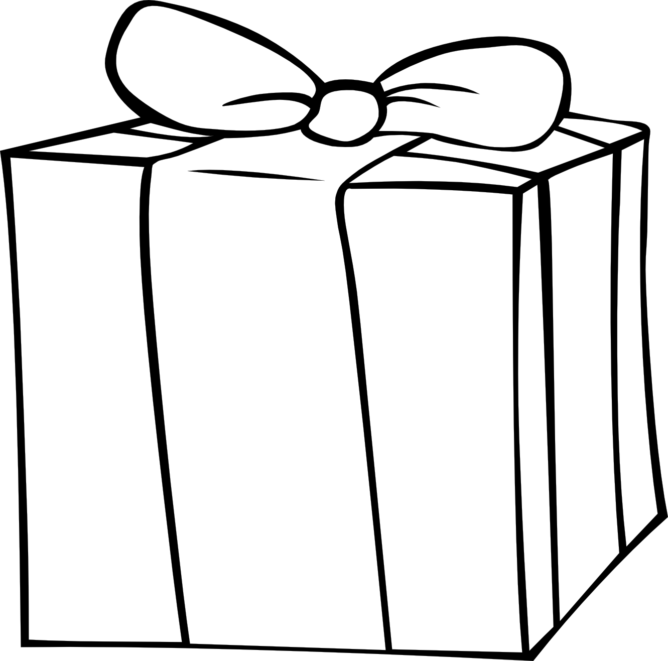 Happy Birthday Present Clipart Clipart Panda