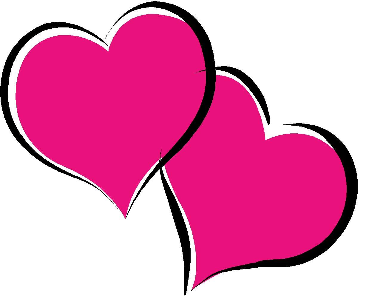 Image result for clip art hearts
