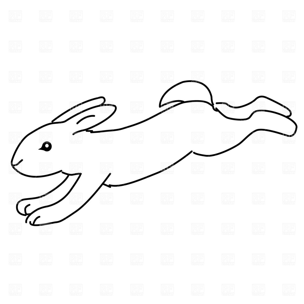 Rabbit Clipart