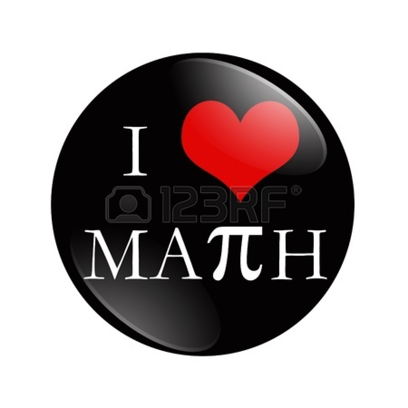 I Love Math It Makes People Cry Clipart Panda