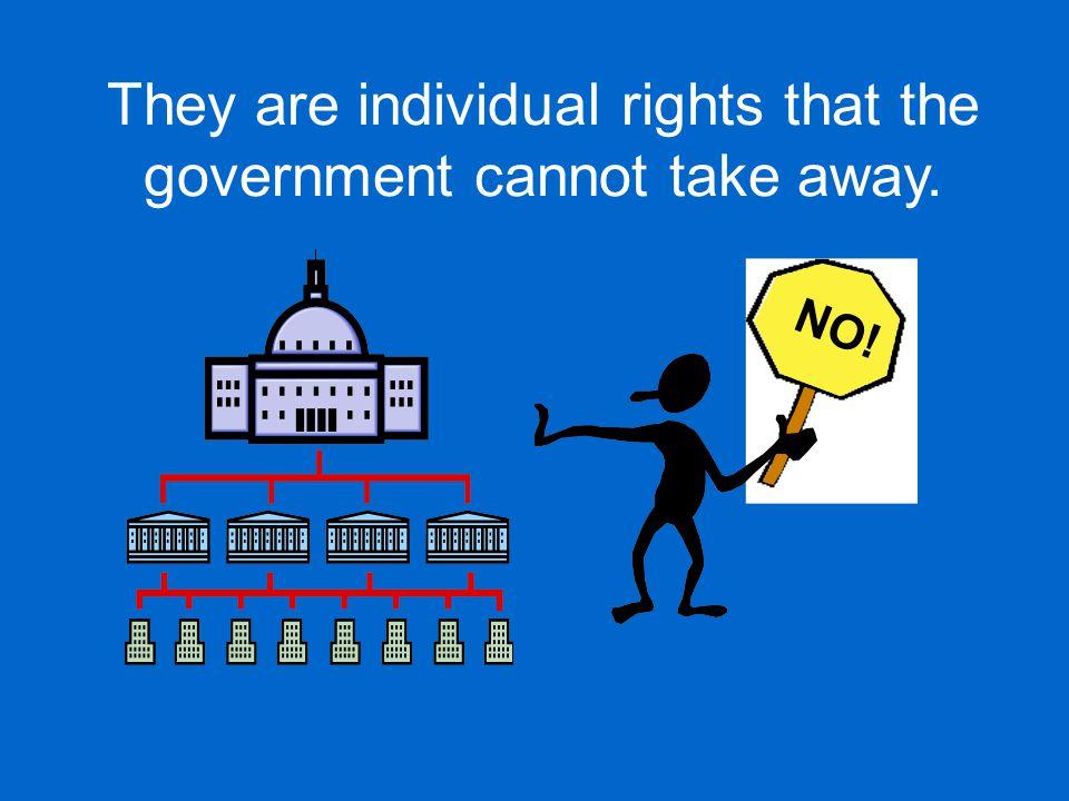Individual Rights Drawings