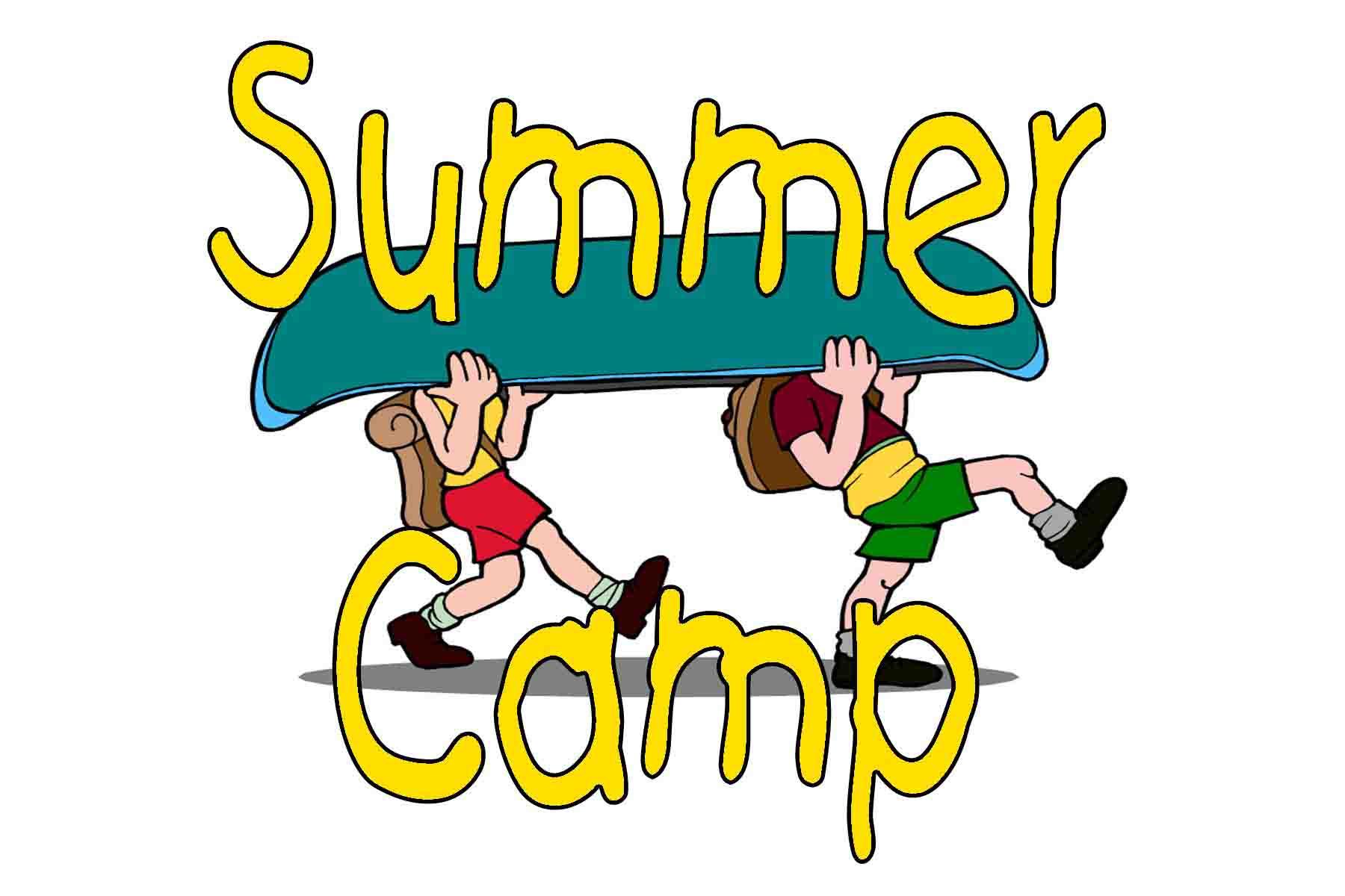 Kids Summer Camp Clipart Clipart Panda