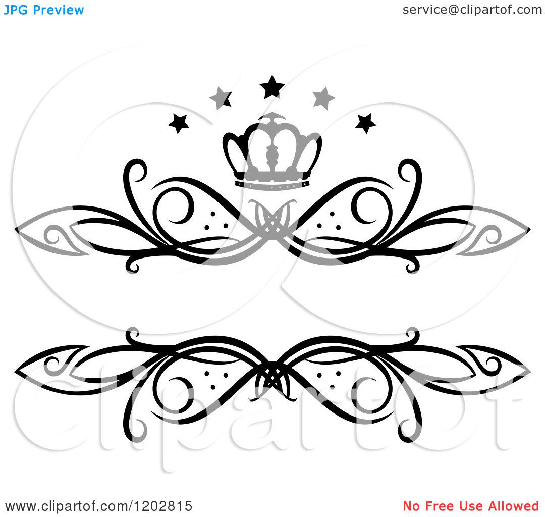 King Crown Clip Art Black And White Clipart Panda