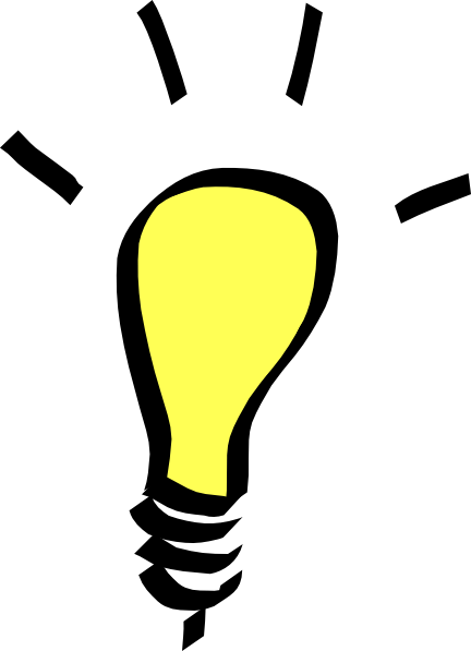 Image result for lightbulb drawing