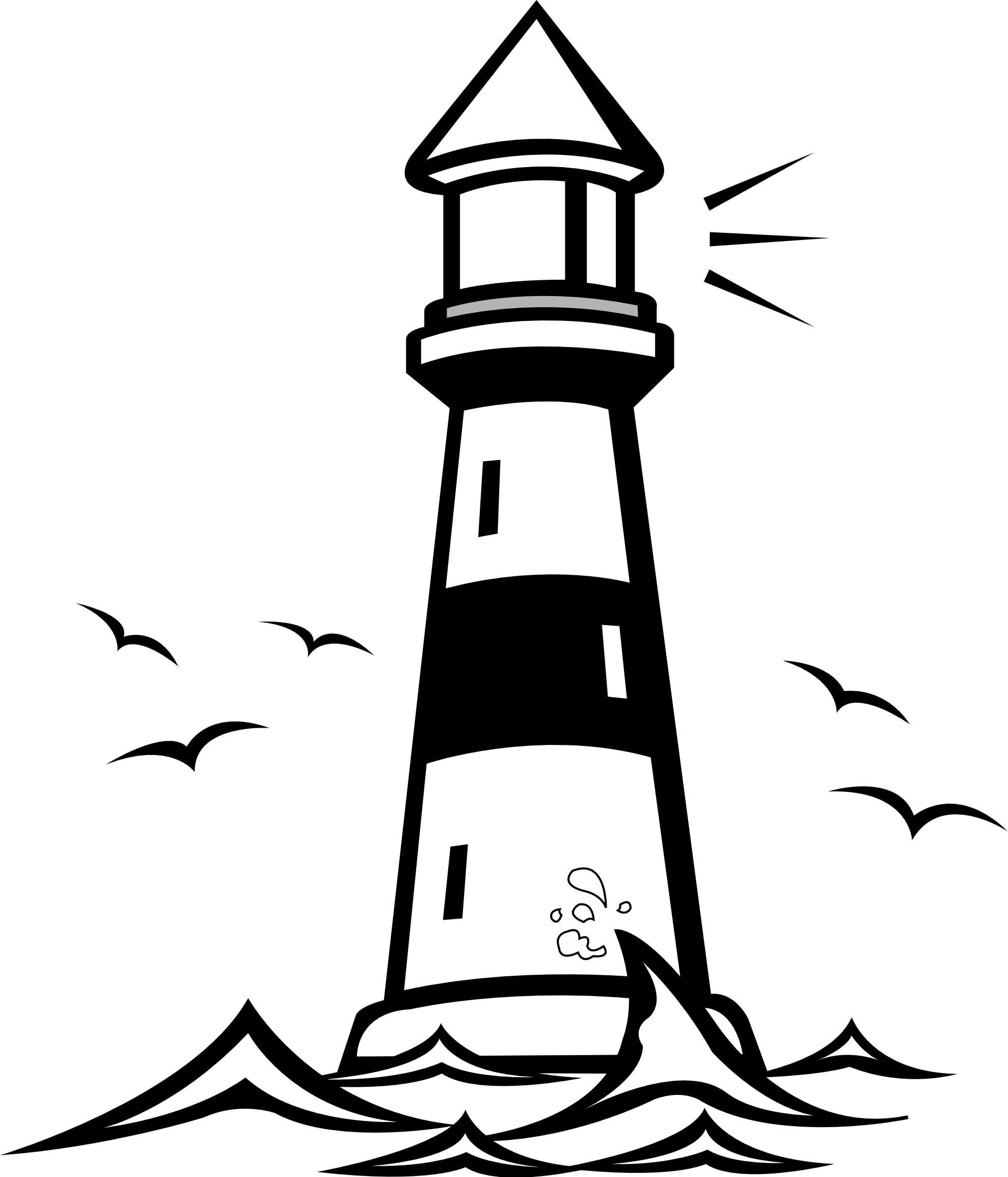 Image result for free clip art image of lighthouse