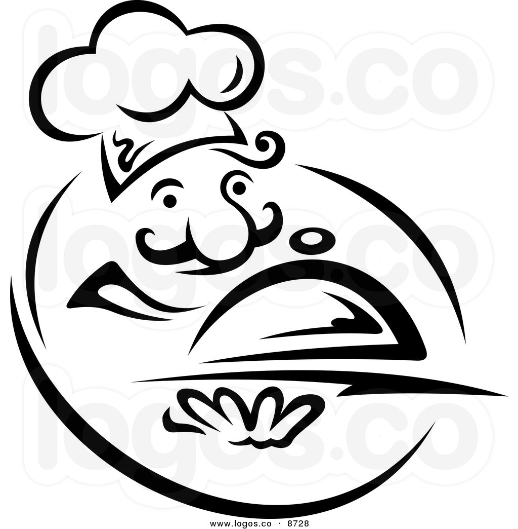 Chef Clipart Black And White Clipart Panda