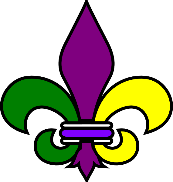 De Templates Lis Gras Printable Mardi Fleur